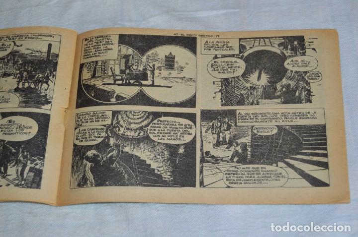 Tebeos: EL ESPIA - MAGA - Nº 47 - EL SEXTO SENTIDO - REVISTA PARA JÓVENES ESPÍA - SERIE METEORO - Foto 7 - 134609326