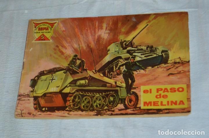 EL ESPIA - MAGA - Nº 52 - EL PASO DE MELINA - REVISTA PARA JÓVENES ESPÍA - SERIE METEORO (Tebeos y Comics - Maga - Otros)