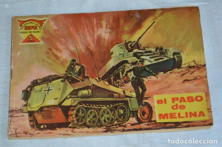 Tebeos: EL ESPIA - MAGA - Nº 52 - EL PASO DE MELINA - REVISTA PARA JÓVENES ESPÍA - SERIE METEORO - Foto 2 - 134609802