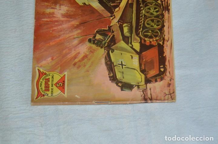 Tebeos: EL ESPIA - MAGA - Nº 52 - EL PASO DE MELINA - REVISTA PARA JÓVENES ESPÍA - SERIE METEORO - Foto 3 - 134609802