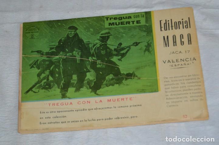 Tebeos: EL ESPIA - MAGA - Nº 52 - EL PASO DE MELINA - REVISTA PARA JÓVENES ESPÍA - SERIE METEORO - Foto 5 - 134609802