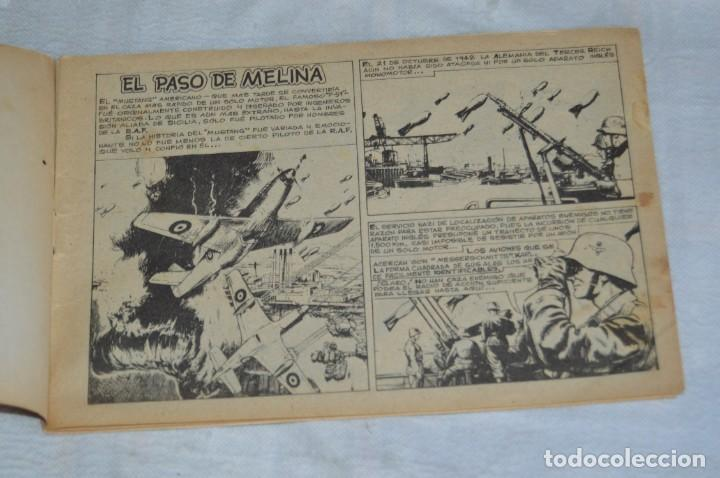 Tebeos: EL ESPIA - MAGA - Nº 52 - EL PASO DE MELINA - REVISTA PARA JÓVENES ESPÍA - SERIE METEORO - Foto 6 - 134609802