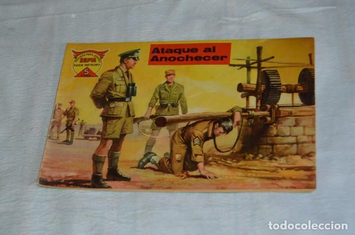 EL ESPIA - MAGA - Nº 54 - ATAQUE AL ANOCHECER - REVISTA PARA JÓVENES ESPÍA - SERIE METEORO (Tebeos y Comics - Maga - Otros)