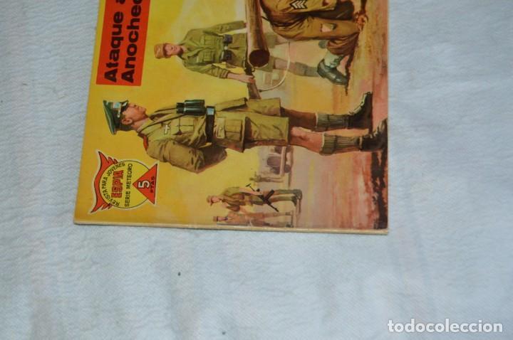 Tebeos: EL ESPIA - MAGA - Nº 54 - ATAQUE AL ANOCHECER - REVISTA PARA JÓVENES ESPÍA - SERIE METEORO - Foto 3 - 134609890