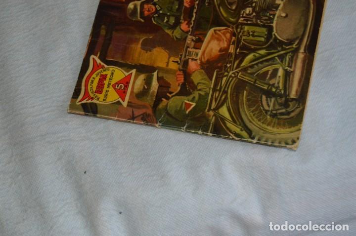 Tebeos: EL ESPIA - MAGA - Nº 55 - LA TUMBA DE ACERO - REVISTA PARA JÓVENES ESPÍA - SERIE METEORO - Foto 3 - 134610334