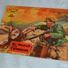 Tebeos: EL ESPIA - MAGA - Nº 56 - EL REINO DEL TERROR - REVISTA PARA JÓVENES ESPÍA - SERIE METEORO. Lote 134610810