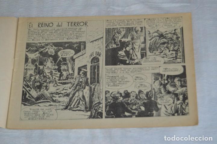 Tebeos: EL ESPIA - MAGA - Nº 56 - EL REINO DEL TERROR - REVISTA PARA JÓVENES ESPÍA - SERIE METEORO - Foto 6 - 134610810