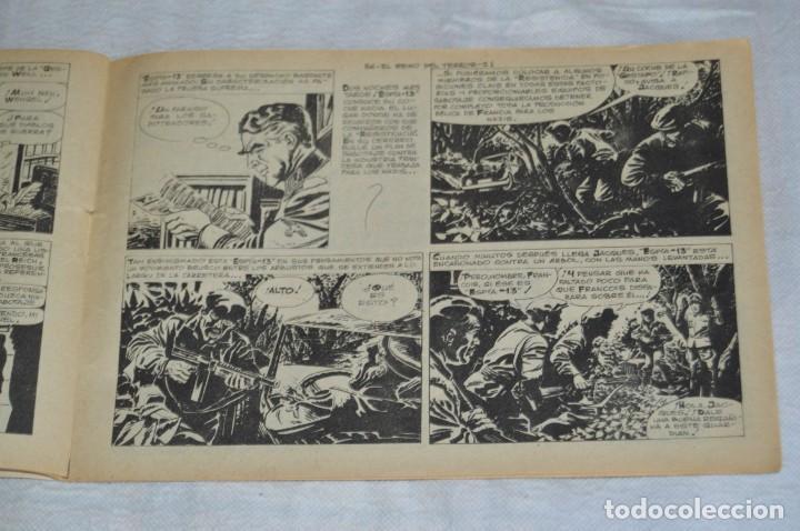 Tebeos: EL ESPIA - MAGA - Nº 56 - EL REINO DEL TERROR - REVISTA PARA JÓVENES ESPÍA - SERIE METEORO - Foto 7 - 134610810