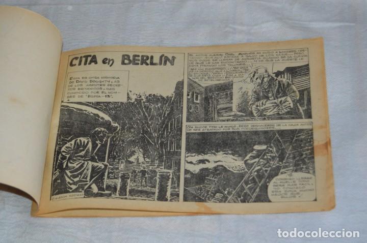 Tebeos: EL ESPIA - MAGA - Nº 57 - CITA EN BERLIN - REVISTA PARA JÓVENES ESPÍA - SERIE METEORO - Foto 6 - 134610854