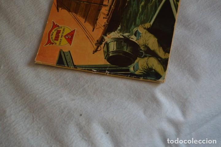 Tebeos: EL ESPIA - MAGA - Nº 58 - LOS HIJOS DEL SOL NACIENTE - REVISTA PARA JÓVENES ESPÍA - SERIE METEORO - Foto 3 - 134611854