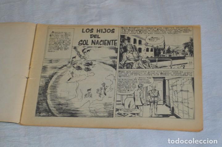 Tebeos: EL ESPIA - MAGA - Nº 58 - LOS HIJOS DEL SOL NACIENTE - REVISTA PARA JÓVENES ESPÍA - SERIE METEORO - Foto 6 - 134611854