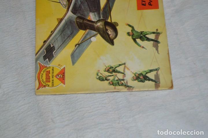 Tebeos: REVISTA MAGA - Nº 61 - EL RESCATE DEL PROFESOR TURNER - REVISTA PARA JÓVENES ESPÍA - SERIE METEORO - Foto 3 - 134613910