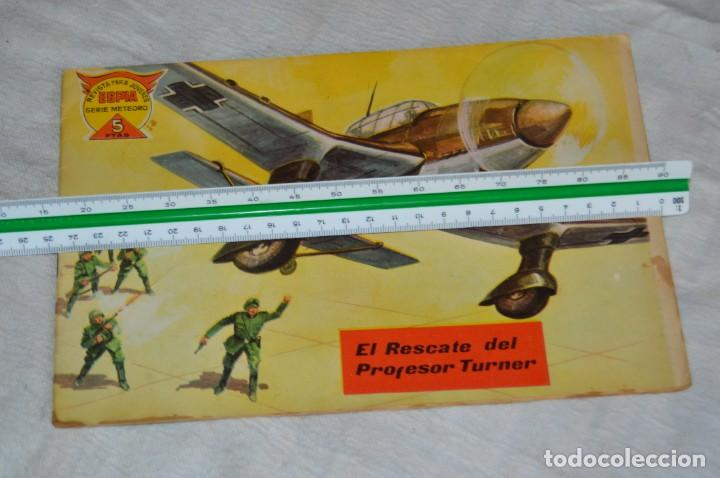 Tebeos: REVISTA MAGA - Nº 61 - EL RESCATE DEL PROFESOR TURNER - REVISTA PARA JÓVENES ESPÍA - SERIE METEORO - Foto 4 - 134613910