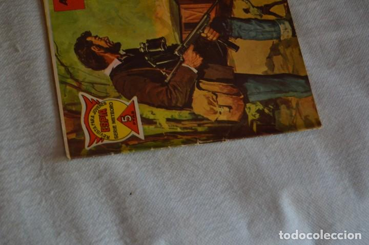 Tebeos: EL ESPIA - MAGA - Nº 62 - AMENAZA EN LA JUNGLA - REVISTA PARA JÓVENES ESPÍA - SERIE METEORO - Foto 3 - 134614402