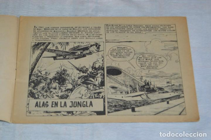 Tebeos: EL ESPIA - MAGA - Nº 67 - OPERACIÓN SALTAMONTES - REVISTA PARA JÓVENES ESPÍA - SERIE METEORO - Foto 6 - 134614978