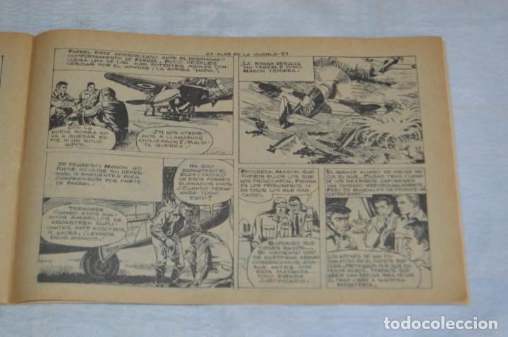 Tebeos: EL ESPIA - MAGA - Nº 67 - OPERACIÓN SALTAMONTES - REVISTA PARA JÓVENES ESPÍA - SERIE METEORO - Foto 7 - 134614978