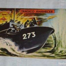 Tebeos: EL ESPIA - MAGA - Nº 68 - TRÁGICO AMANECER - REVISTA PARA JÓVENES ESPÍA - SERIE METEORO. Lote 134615470