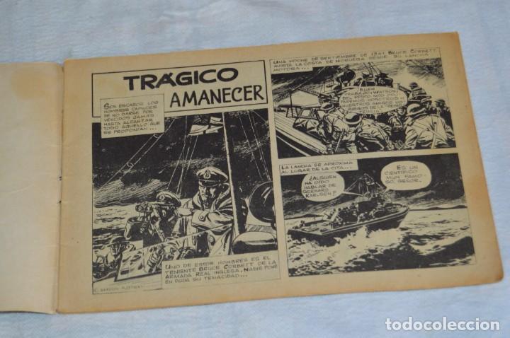 Tebeos: EL ESPIA - MAGA - Nº 68 - TRÁGICO AMANECER - REVISTA PARA JÓVENES ESPÍA - SERIE METEORO - Foto 6 - 134615470
