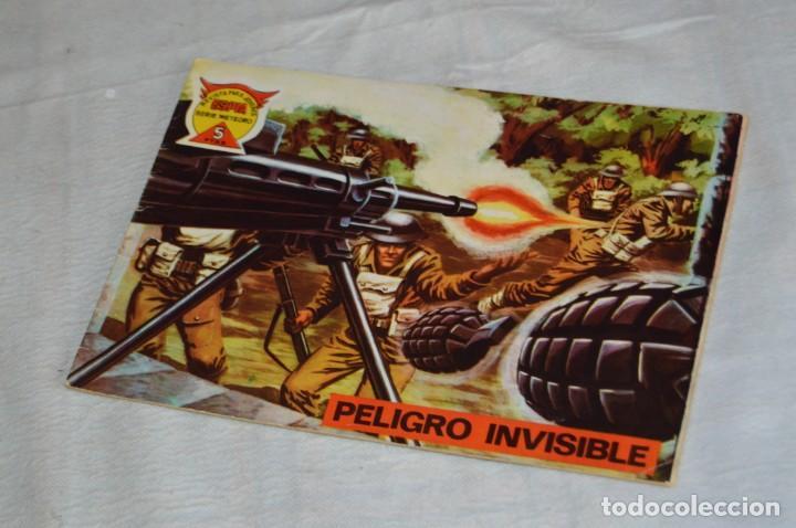 EL ESPIA - MAGA - Nº 71 - PELIGRO INVISIBLE - REVISTA PARA JÓVENES ESPÍA - SERIE METEORO (Tebeos y Comics - Maga - Otros)