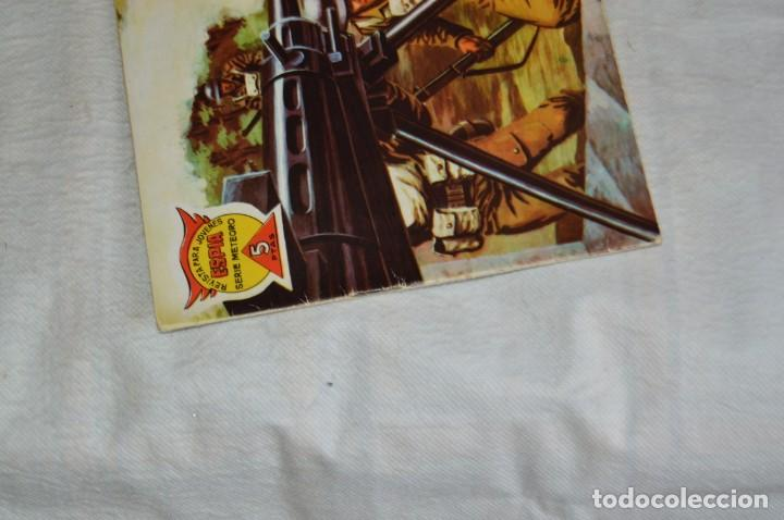 Tebeos: EL ESPIA - MAGA - Nº 71 - PELIGRO INVISIBLE - REVISTA PARA JÓVENES ESPÍA - SERIE METEORO - Foto 3 - 134615834