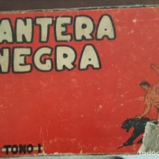 Tebeos: PANTERA NEGRA Y PEQUEÑO PANTERA NEGRA 1958-3 TOMOS TAPAS Y CÓMICS ORIGINALES (Nº 1 A 124) VER FOTOS. Lote 135011614