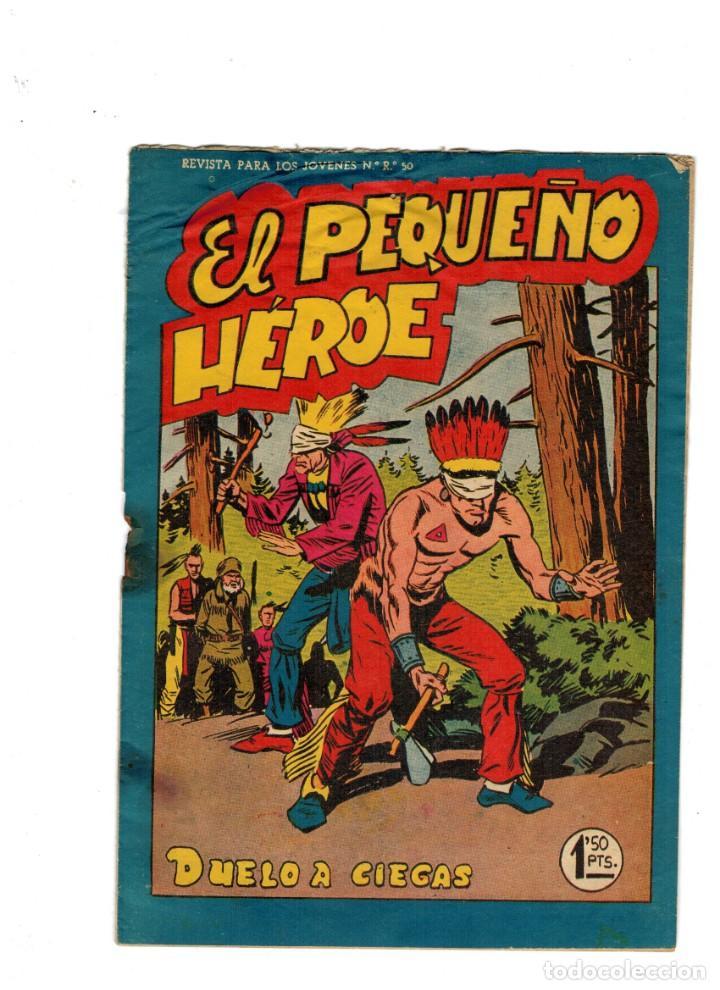 EL PEQUEÑO HÉROE Nº 72 -MAGA 1956- DE REGALO LOS NºS.- 47 Y 53. ORIGINALES. (Tebeos y Comics - Maga - Pequeño Héroe)