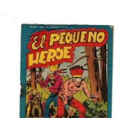 Tebeos: EL PEQUEÑO HÉROE Nº 72 -MAGA 1956- DE REGALO LOS NºS.- 47 Y 53. ORIGINALES.. Lote 135051534