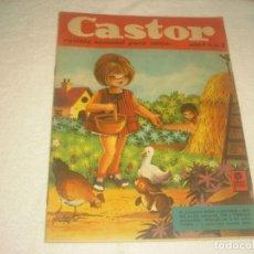 Tebeos: CASTOR Nº 3. REVISTA SEMANAL PARA NIÑOS 1964.. Lote 135270722