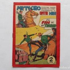 Tebeos: METEORO. CAPITAN MIKI (EL PEQUEÑO HEROE) Nº 5. ORIGINAL MAGA. Lote 135480838