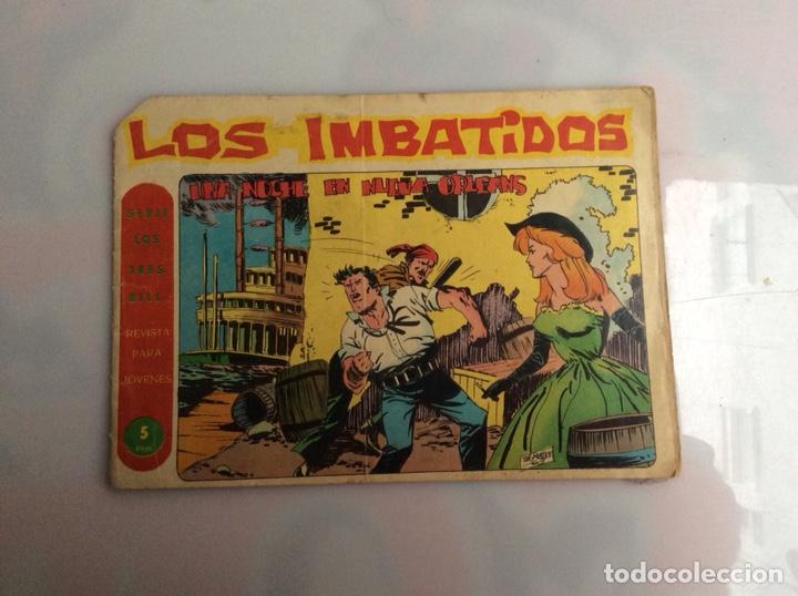 Tebeos: TEBEO MAGA, LOS IMBATIDOS Nº 14 Una noche en Nueva orleans - Foto 2 - 135668199