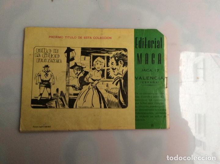 Tebeos: TEBEO MAGA, LOS IMBATIDOS Nº 14 Una noche en Nueva orleans - Foto 3 - 135668199