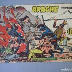 Tebeos: APACHE (1960, MAGA) -2ª PARTE- 29 · 4-XI-1960 · SOL RADIANTE. Lote 135766570