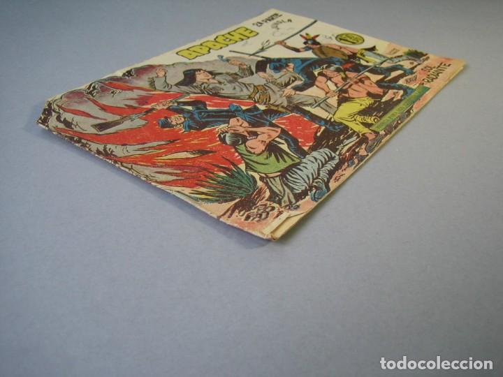 Tebeos: APACHE (1960, MAGA) -2ª PARTE- 29 · 4-XI-1960 · SOL RADIANTE - Foto 3 - 135766570
