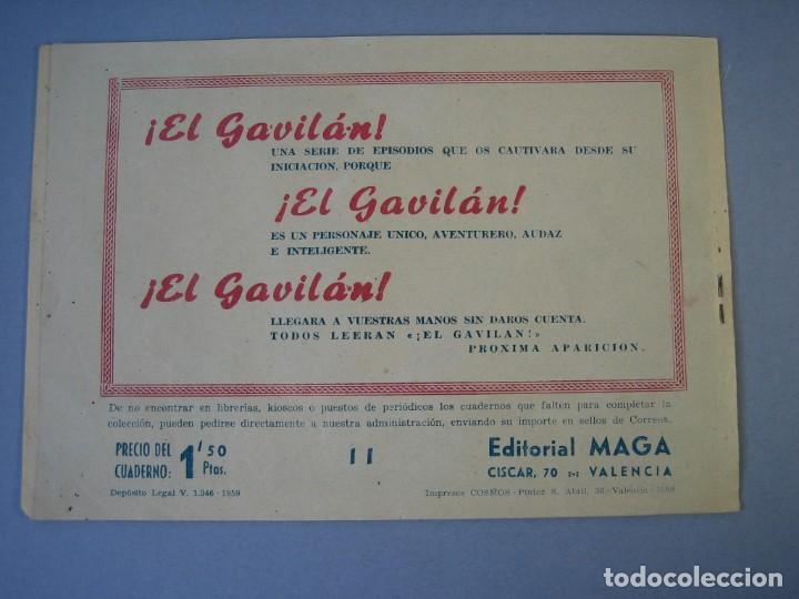 Tebeos: DON Z (1959, MAGA) 11 · 23-XII-1959 · EL SECRETO DE UNA VIDA - Foto 2 - 135788518