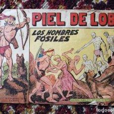 Tebeos: COMIC, PIEL DE LOBO, LOS HOMBRES FÓSILES- SERIE EL CABALLERO DE LA ROSA , MAGA.. Lote 135802154