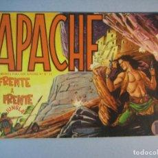Tebeos: APACHE (1958, MAGA) 8 · 10-III-1959 · FRENTE A FRENTE. Lote 136086814