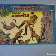 Tebeos: DAN BARRY EL TERREMOTO (1954, MAGA) 53 · 18-IV-1956 · PASTO DE COYOTES. Lote 136219218