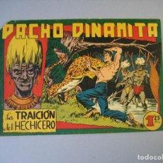Tebeos: PACHO DINAMITA (1951, MAGA) 88 · 27-IV-1955 · LA TRAICION DEL HECHICERO. Lote 136220338