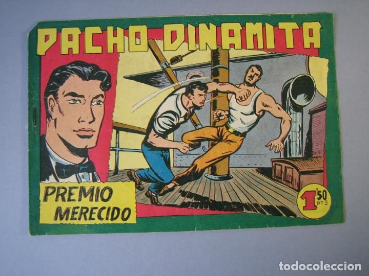 PACHO DINAMITA (1951, MAGA) 138 · 27-III-1957 · PREMIO MERECIDO (Tebeos y Comics - Maga - Pacho Dinamita)