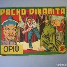 Tebeos: PACHO DINAMITA (1951, MAGA) 37 · 13-V-1953 · OPIO. Lote 136220614