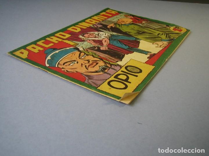 Tebeos: PACHO DINAMITA (1951, MAGA) 37 · 13-V-1953 · OPIO - Foto 3 - 136220614