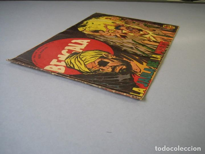 Tebeos: BENGALA (1959, MAGA) 7 · 6-V-1959 · LA JAULA DE LA MUERTE - Foto 3 - 136222182
