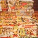 Tebeos: RAYO DE LA SELVA ORIGINAL NºS 23 31 45 51 52 56 57 61. EDITORIAL MAGA 1960. . Lote 136487586