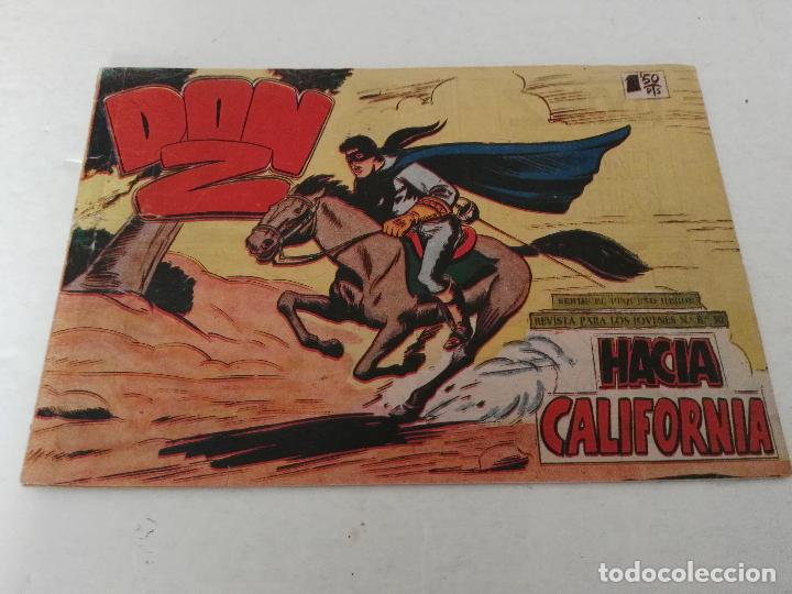 DON Z, Nº 85 (EDITORIAL MAGA) (Tebeos y Comics - Maga - Don Z)