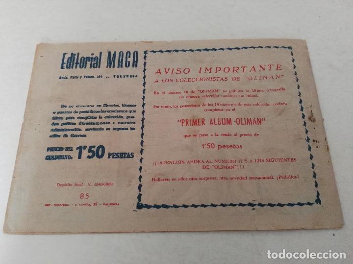 Tebeos: DON Z, Nº 85 (Editorial Maga) - Foto 2 - 177034052
