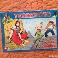 Tebeos: DAN BARRY EL TERREMOTO-Nº39. Lote 137129710