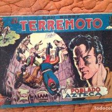 Tebeos: DAN BARRY EL TERREMOTO-Nº44. Lote 137129846