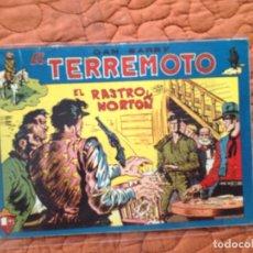 Tebeos: DAN BARRY EL TERREMOTO-Nº48. Lote 137129922