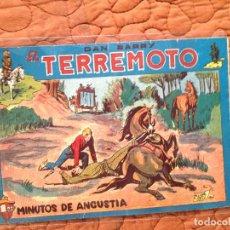 Giornalini: DAN BARRY EL TERREMOTO-Nº49. Lote 137130046
