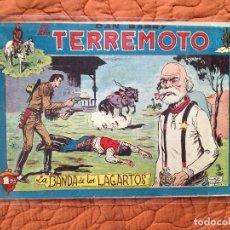 Livros de Banda Desenhada: DAN BARRY EL TERREMOTO-Nº54. Lote 137130262